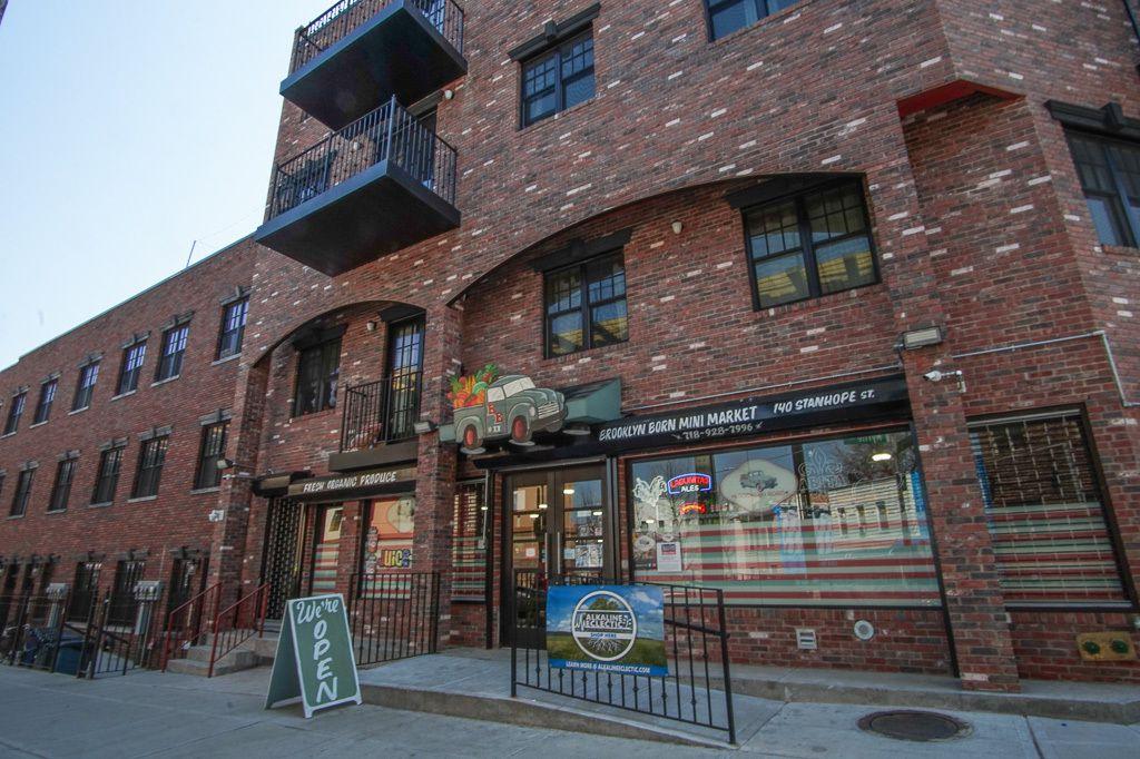 140 Stanhope Street, Brooklyn NY, 11221