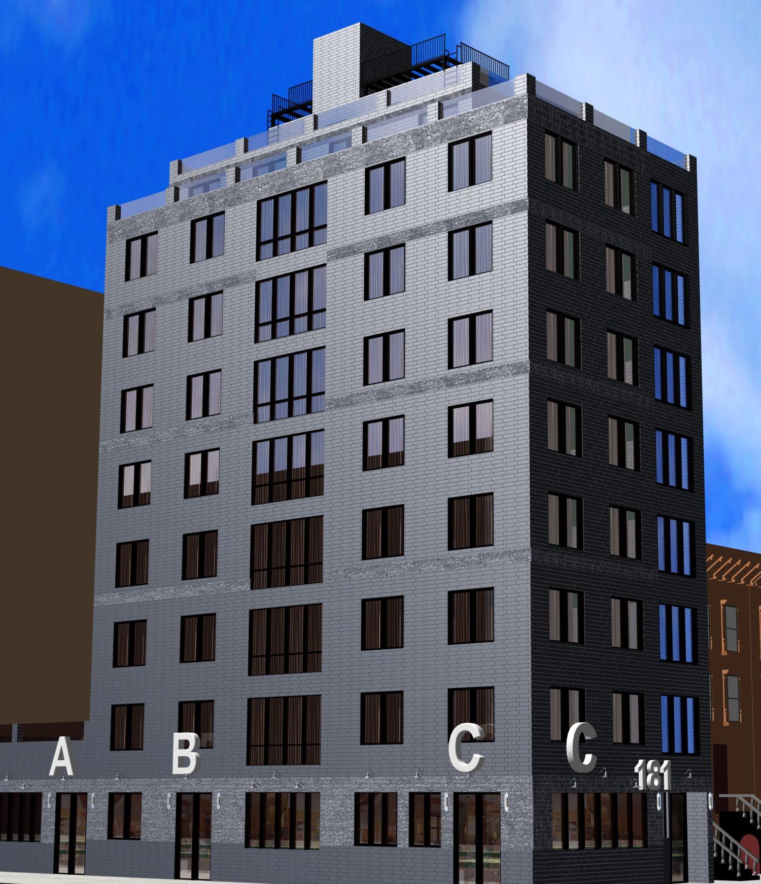 2121 7th Avenue, New York, NY 10036