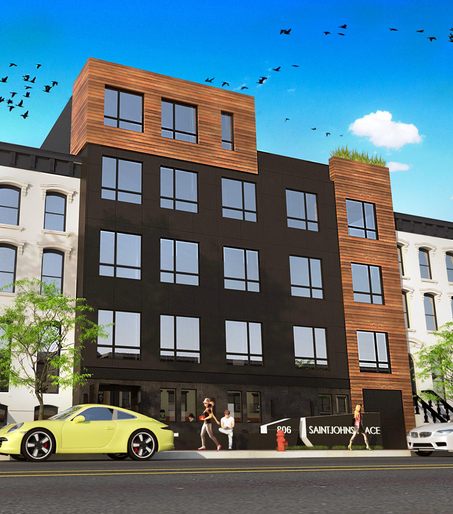 806 St. Johns Place, Brooklyn, NY 11216
