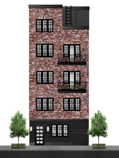 801 Driggs Avenue, Brooklyn NY 11211