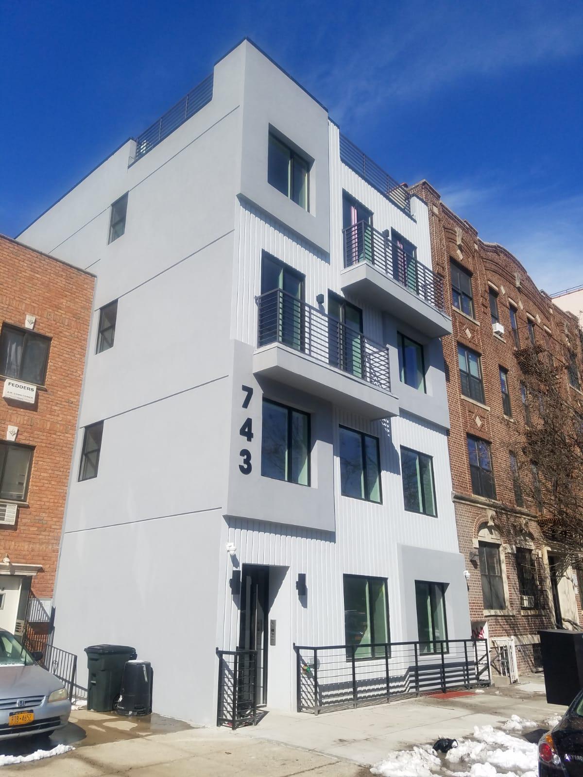 743 Lafayette Avenue, Brooklyn, NY 11221