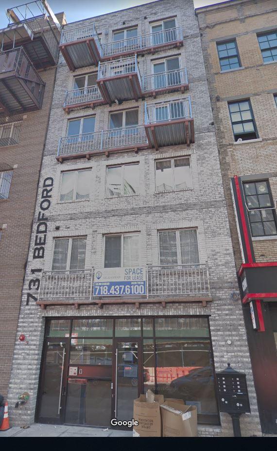 731 Bedford Avenue, Brooklyn, NY 11205
