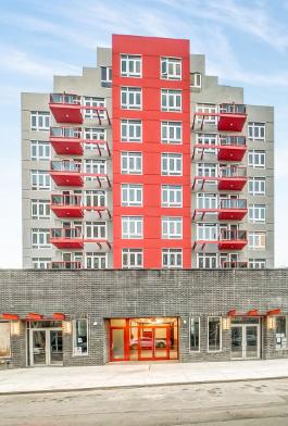 371 STOCKHOLM STREET APARTMENTS