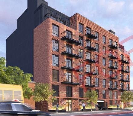937 Rogers Avenue Apartments
