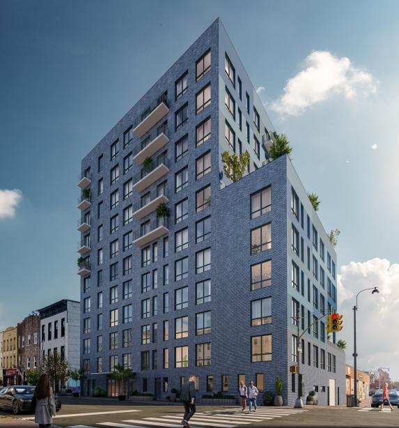 1510 Gates Avenue Apartments